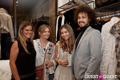 kerry malouf in Elysewalker.com Launch Party
