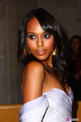kerry washington in metropolitan opera opening night 2010