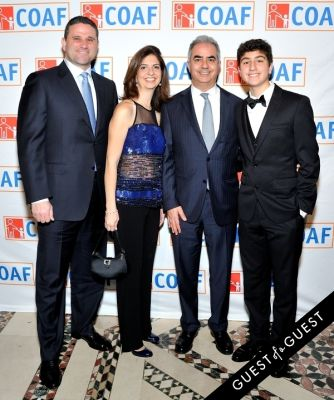 kevin babikian in COAF 12th Annual Holiday Gala