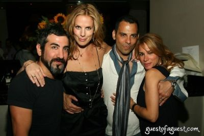 theodora doria-kreatsoulas-hairatidis in Nancy Schuster Birthday Party at Casa La Femme