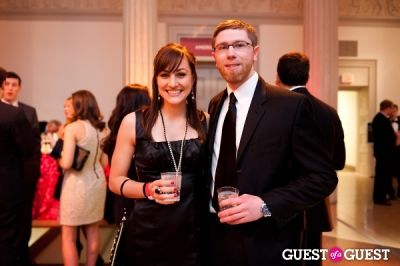 stephanie deichman in S.O.M.E. Gala @ Corcoran Gallery of Art