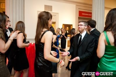 caroline hoover in S.O.M.E. Gala @ Corcoran Gallery of Art