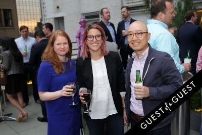 kevin ghim in Silicon Alley Golf Cocktail Party