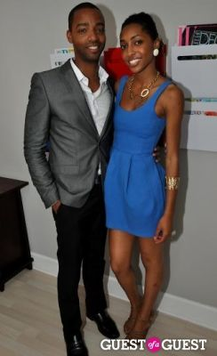 kevin gray in O Salon in Georgetown - Fashion's Night Out