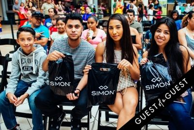 kevin hernandez in Back-to-School and the ABC's of Style with Teen Vogue and The Shops at Montebello