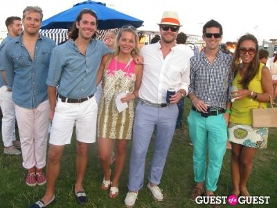 tim mccarthy in Hamptons Magazine Annual Clam Bake
