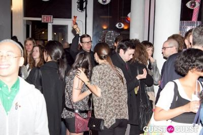 kevin leong in Charlotte Ronson Fall 2011 Afterparty