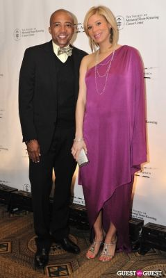 kevin liles in The Society of Memorial-Sloan Kettering Cancer Center 4th Annual Spring Ball