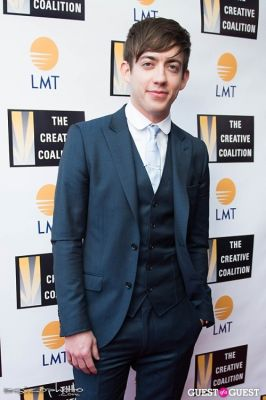 kevin mchale in Creative Coalition WHCD Dinner