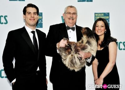 kevin smith in Wildlife Conservation Society Gala 2013