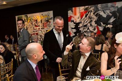 kevin de-i-aigle in New York's Kindest Dinner Awards