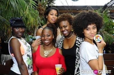 khadija nicholas in Everyday People Brunch at The DL Rooftop celebrating Chef Roble's Birthday