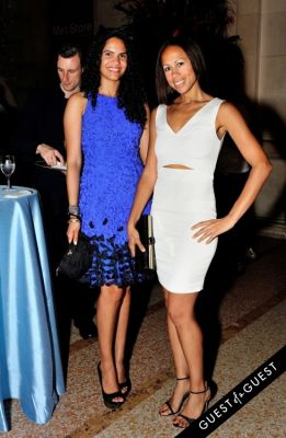 saxonny rich in Metropolitan Museum of Art 2014 Young Members Party