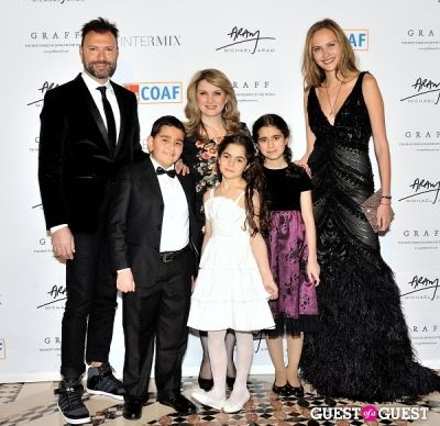 narek baldryan.-inessa-girgoryan in Children of Armenia Fund 10th Annual Holiday Gala