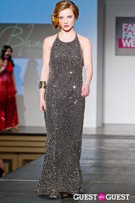 nikkiblaine.com in Fame Rocks Fashion Week 2012 Part 11