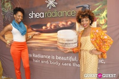 elise peterson in Shea Radiance Target Launch Party
