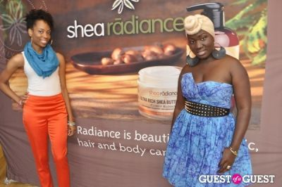 Shea Radiance Target Launch Party