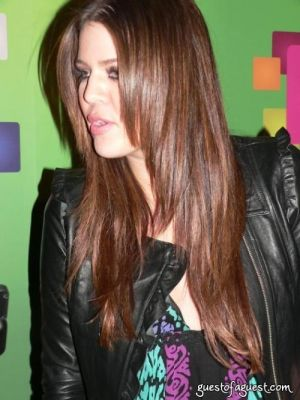 khloe kardashian in T-Mobile G1 Launch