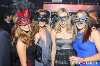 katie thiele in Fete de Masquerade: 'Building Blocks for Change' Birthday Ball