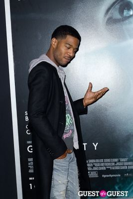 kid cudi in New York Movie Premiere of GRAVITY