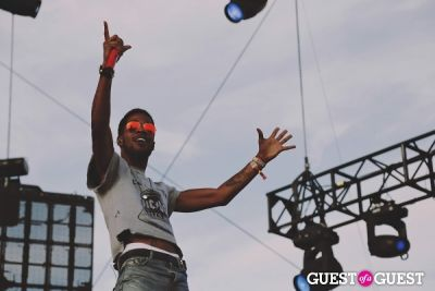 kid cudi in Coachella 2014 Weekend 2 - Saturday