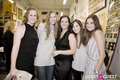 mary peffer in Kristin Pasternak Fine Jewelry launch party