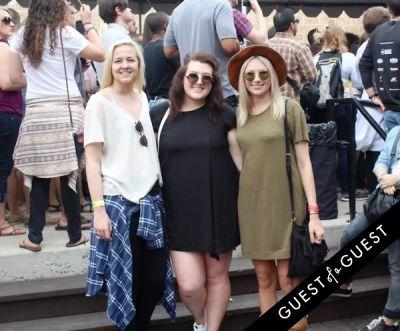 kenzie moody in SXSW Street Style