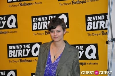 kim stolz in Behind The Burly Q Screening At The Museum Of Modern Art In NY