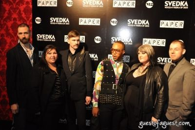 richard kennedy in Paper Magazine 2009 Nightlife Awards
