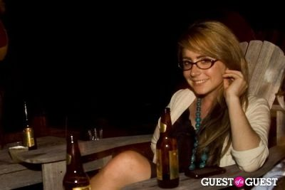 kim tranell in Guest of a Guest - MTK Party