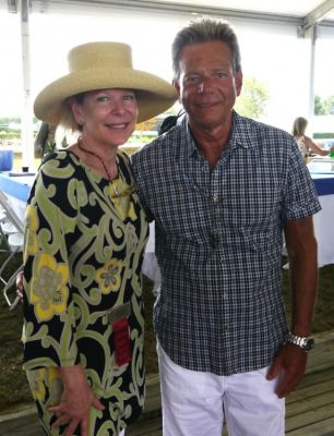 kim tudor in 37th Annual Hampton Classic