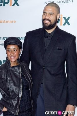 kimberly chandler in Amar'e Stoudemire In The Moment Premiere