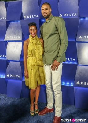 kimberly chandler in Delta Air Lines Hosts Summer Celebration in Beverly Hills
