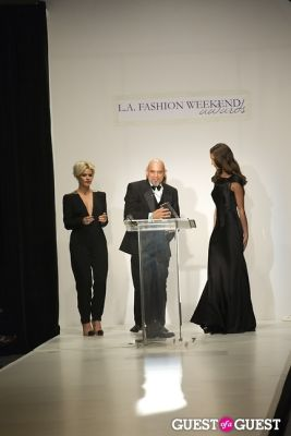 kimberly cladwell in L.A. Fashion Weekend Awards