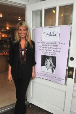 kimberly garrett in VIP Stylist Kimberly Garrett Hosts A Shopping Event