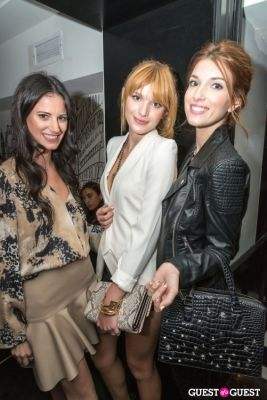 bella thorne in H&M and Vogue Between the Shows Party