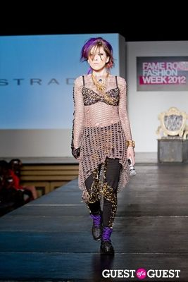 kindra stroud in Fame Rocks Fashion Week 2012 Part 11