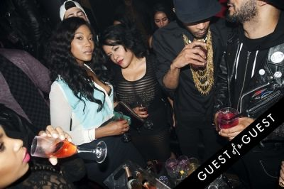 king andre-and-swizz-beatz in King Andre Birthday Bash