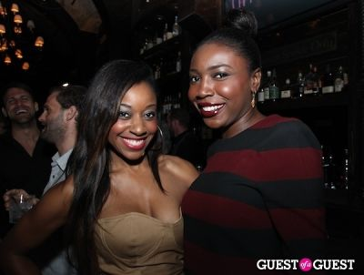 kinya claiborne in City Cosmetics' Dragon's Blood Beauty Elixir Preview Party