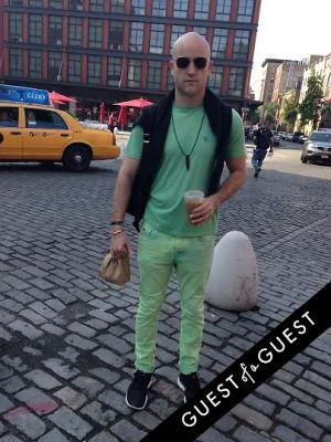 kip robbins in Summer 2014 NYC Street Style