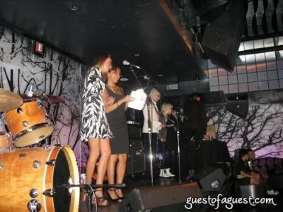kira bates in L Magazine Nightlife Awards