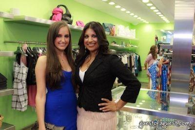 kiran prasher in Sip & Shop for a Cause benefitting Dress for Success
