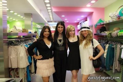 chrissy tscharskyj in Sip & Shop for a Cause benefitting Dress for Success