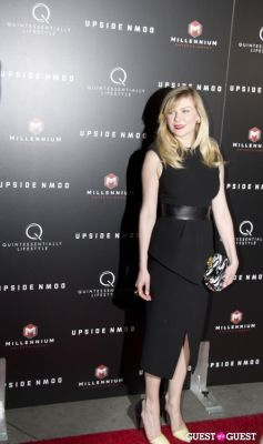 "kirsten dunst in Quintessentially hosts ""UPSIDE DOWN"" - Starring Kirsten Dunst and Jim Sturgess"