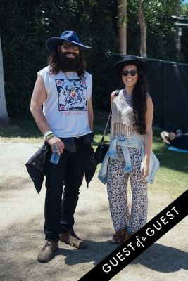 jasmine betancourt in Coachella Festival 2015 Weekend 2 Day 2