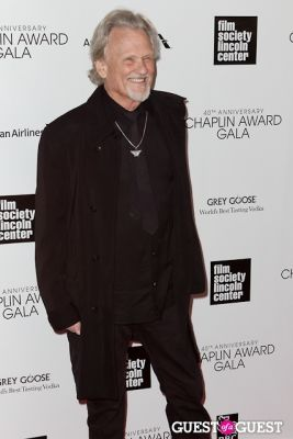 kris kristofferson in 40th Annual Chaplin Awards honoring Barbra Streisand