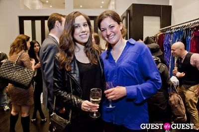 kristen kerrigen in HeTexted Book Launch Party