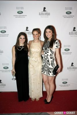 sarah mintz in St Jude Children's Hospital 2013 Gold Gala