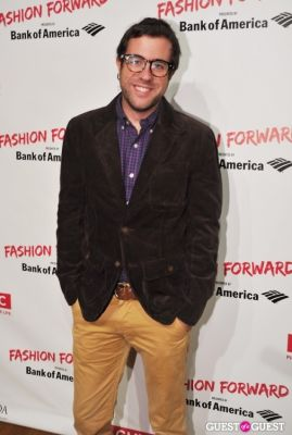 kristian laliberte in Fashion Forward hosted by GMHC
