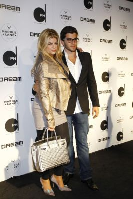 kristie alley in Grand Opening of Dream Downtown Hotel